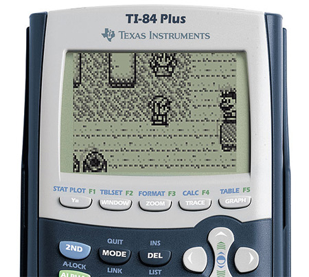 games for calculators
