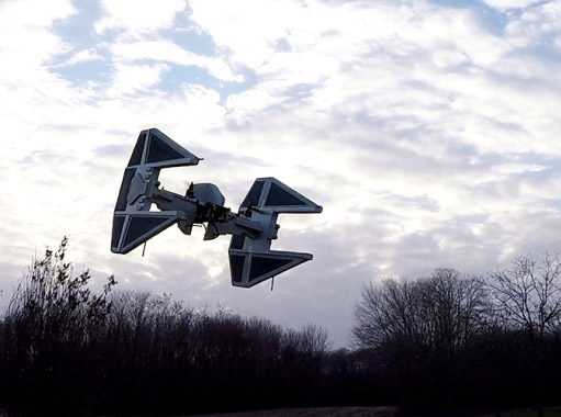 TIE Fighter Drone