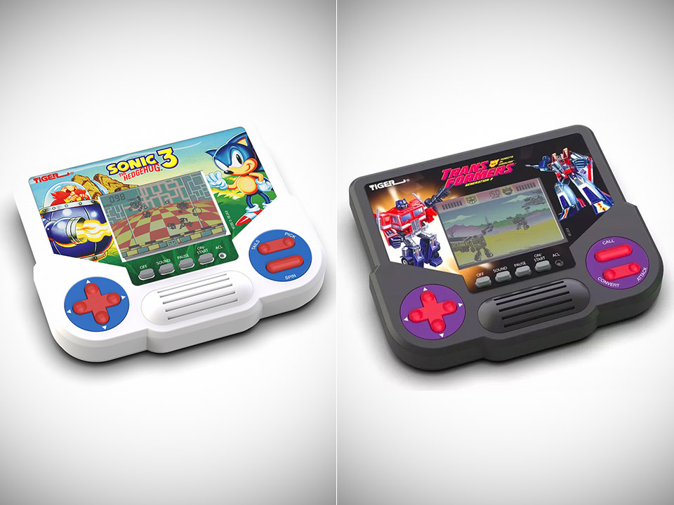 Hasbro Tiger Electronics Handheld Game Console