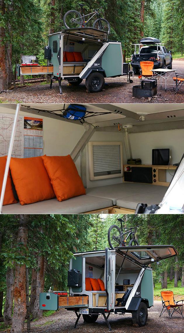 TigerMoth Camper
