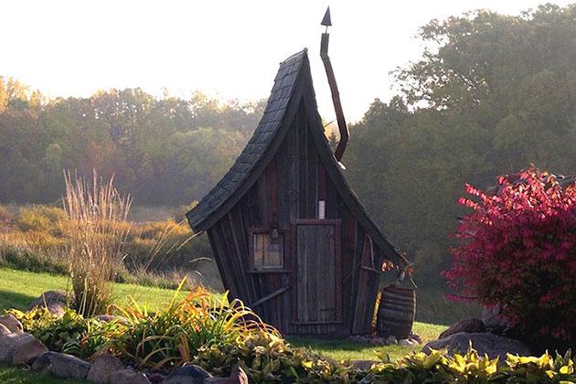 Tiny Cabins Fantasy