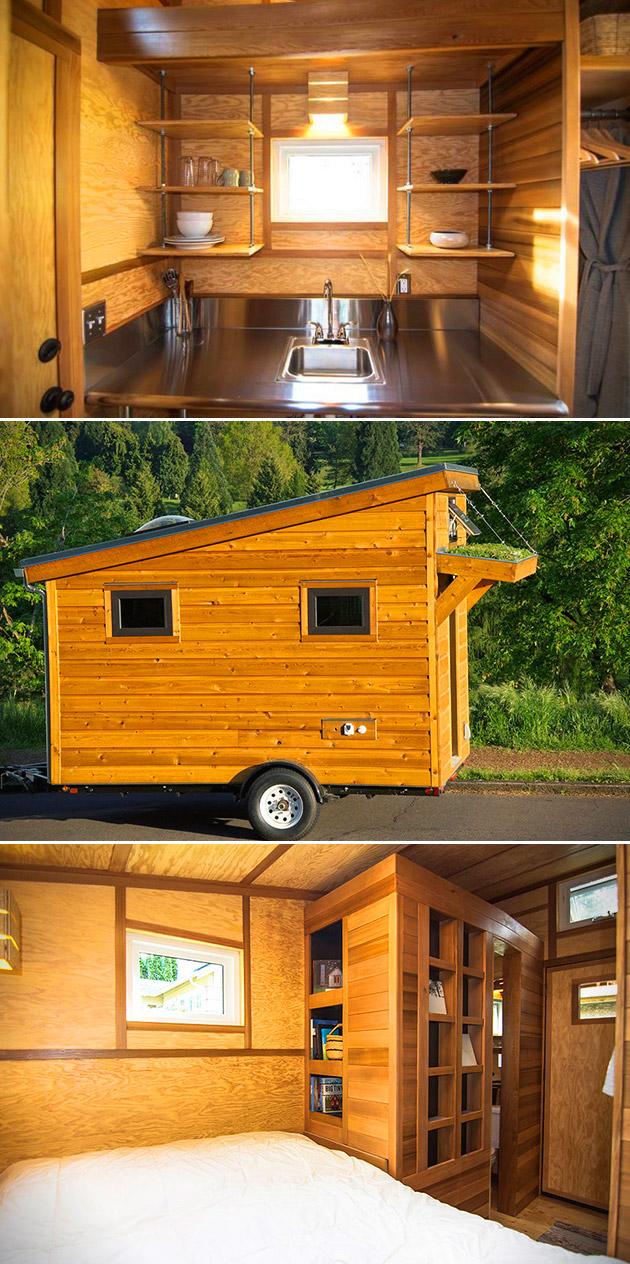 Tiny Home 96-Square-Feet