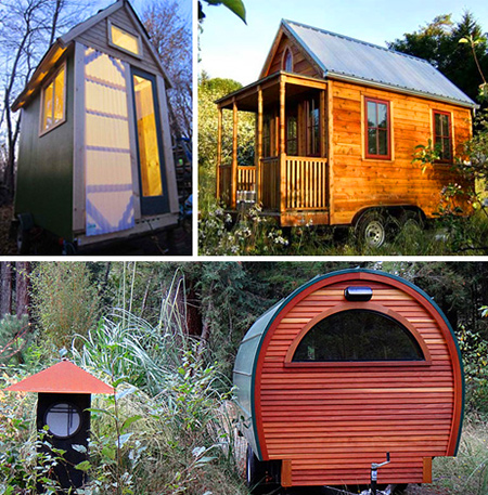 10 incredible tiny houses that make great use of little for Great tiny homes