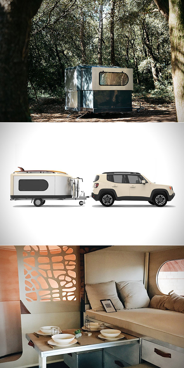 Tipoon Home Trailer