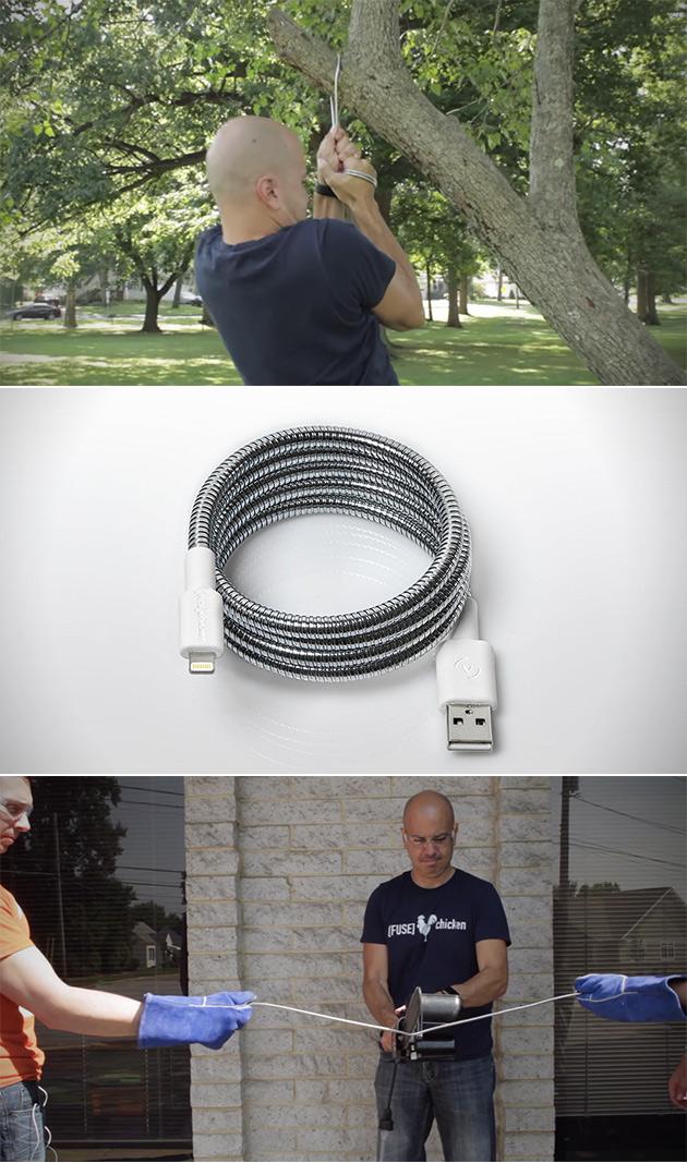 Titan Lightning Cable