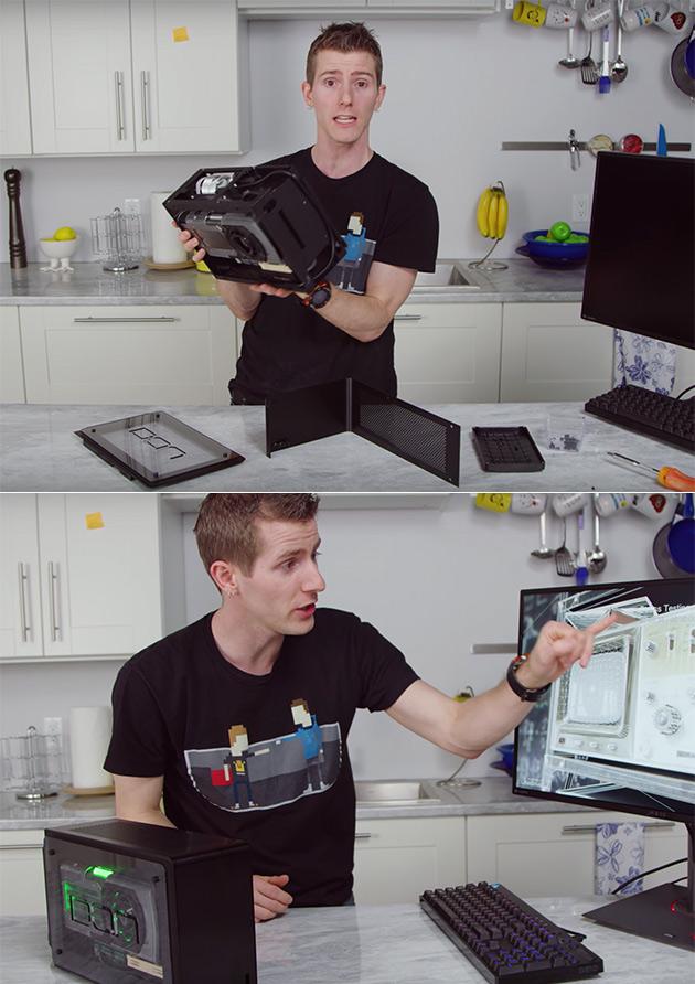 Titan XP Gaming PC
