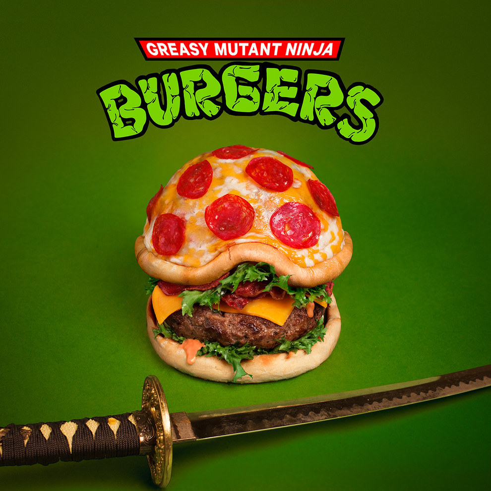 TMNT Burger