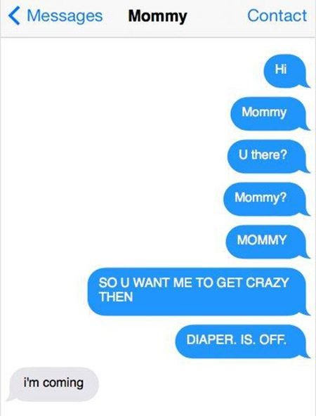 Toddlers Text