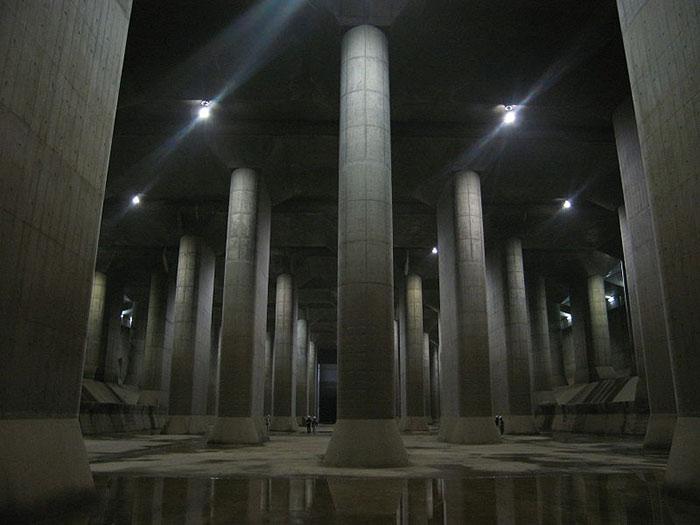 Tokyo Underground Water