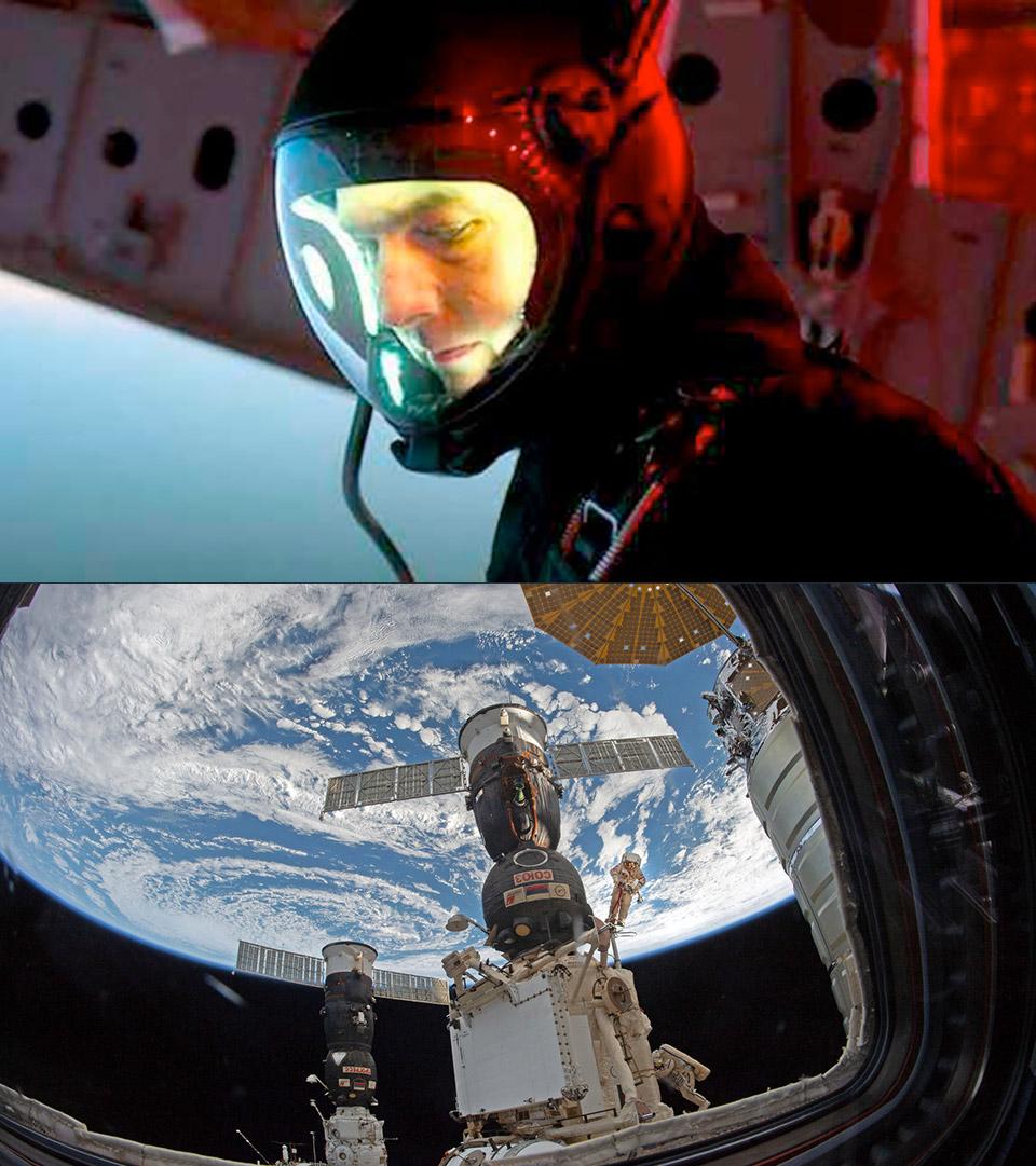 Tom Cruise NASA SpaceX ISS