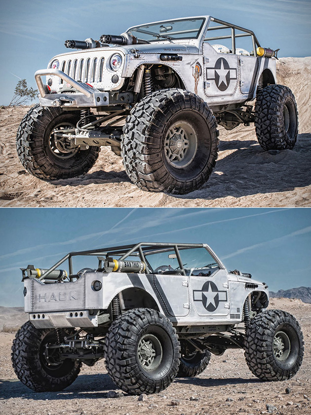 Tomohauk Jeep