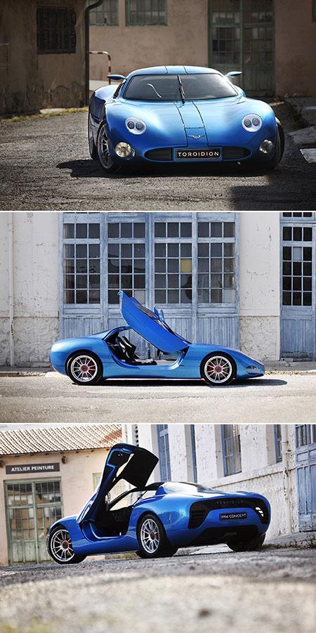 Toroidion Electric Car
