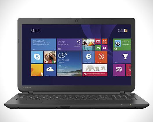 Toshiba Satellite A8