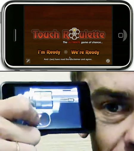 Iphone Russian Roulette Disaster Iphone 121