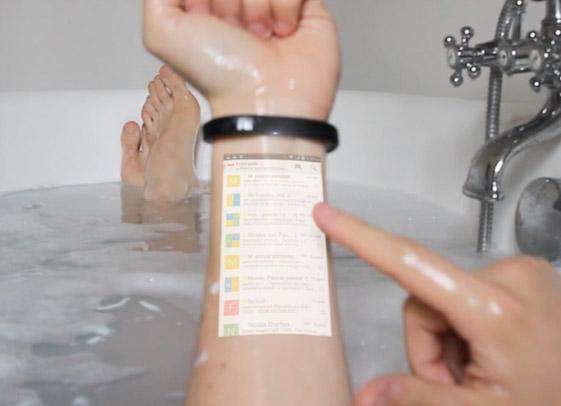 Touchscreen Bracelet