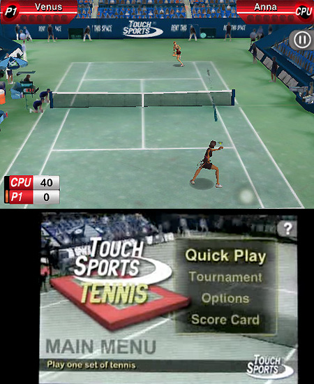 TouchSports Tennis
