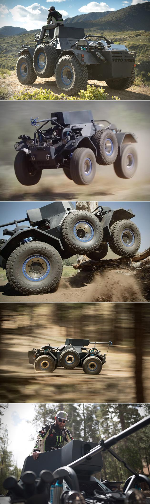 Toyo Tires Ferret