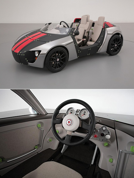 Toyota Unveils Futuristic Car For Kids Calls It The