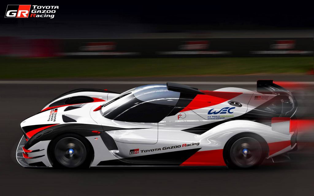 Toyota GR Super Sport Road Car Le Mans
