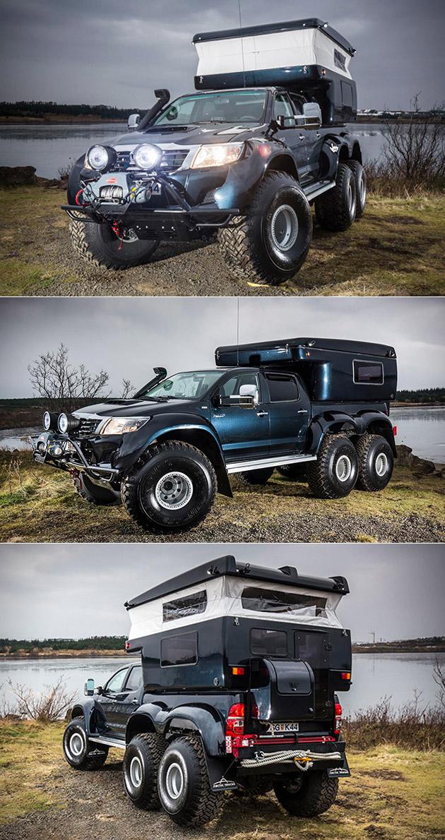 Toyota Hilux ArcticTruck