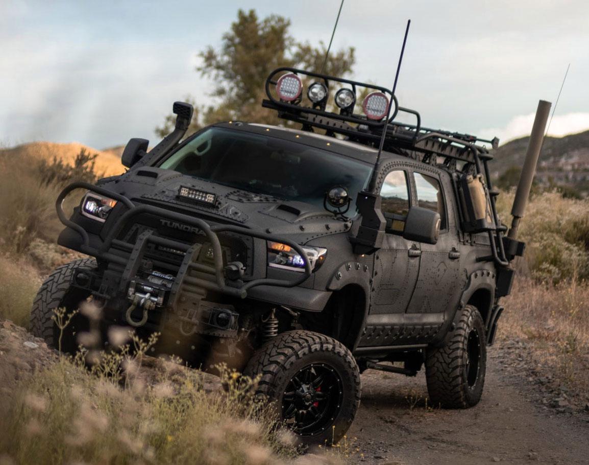 Toyota Tundra 4x4 Zombie Apocalypse