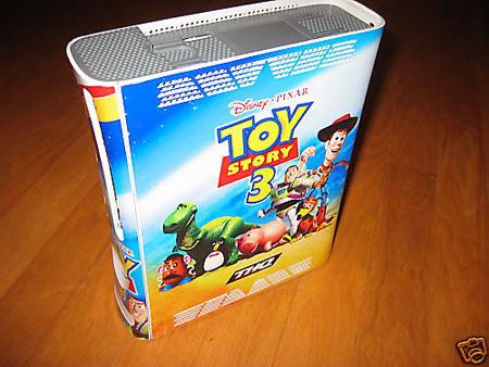 eBay Watch: Rare Toy Story 3-Themed Xbox 360 Console – TechEBlog