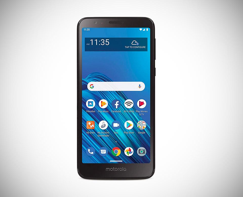Tracfone Moto E6 Smartphone