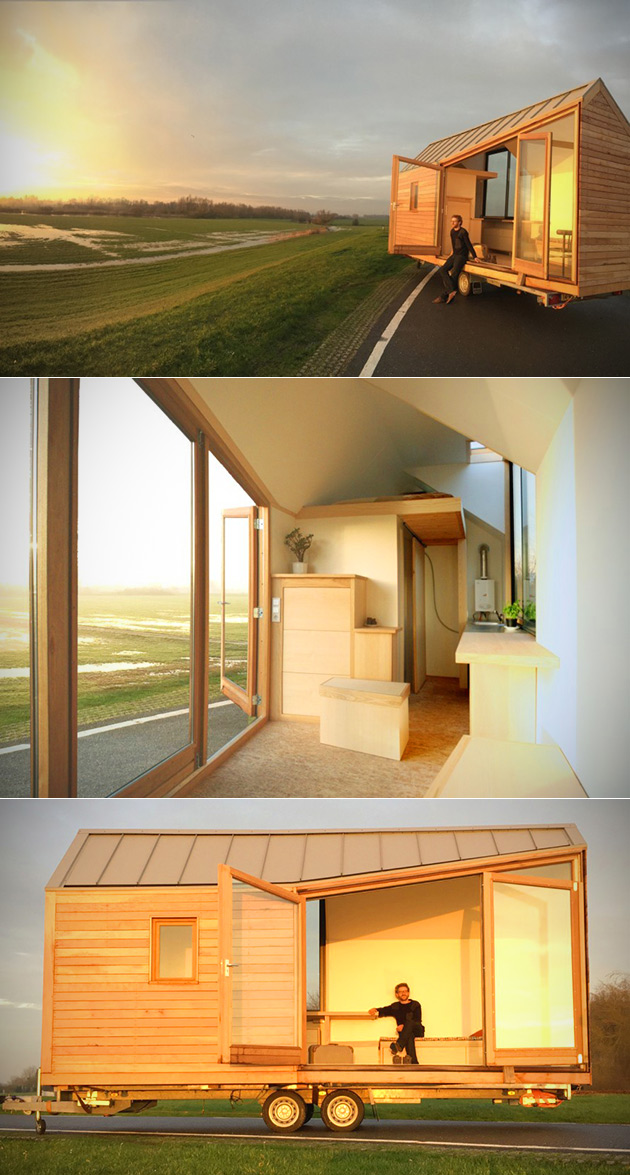 Trailer Tiny Home