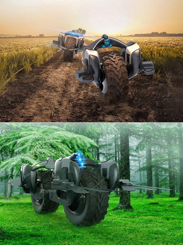 Tractor Transformers