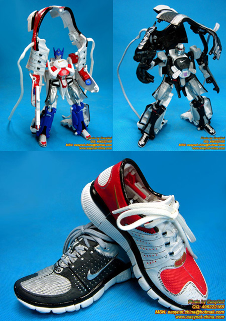 Transformers shoes by shadowneco on DeviantArt