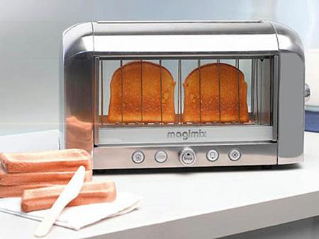 Transparent Toaster Techeblog