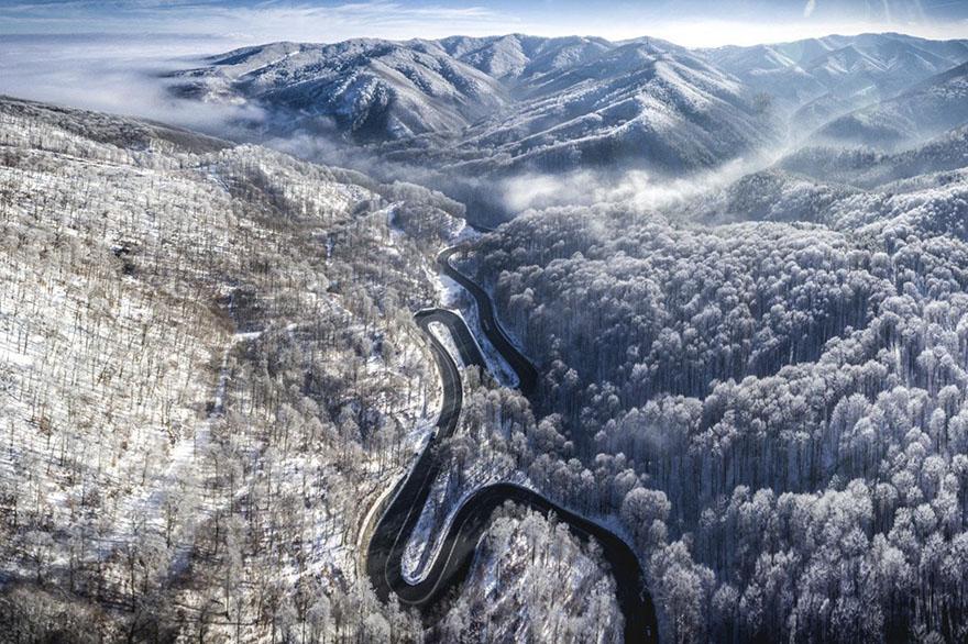 Transylvania Drone