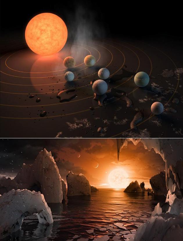 NASA Earth-Like Planets