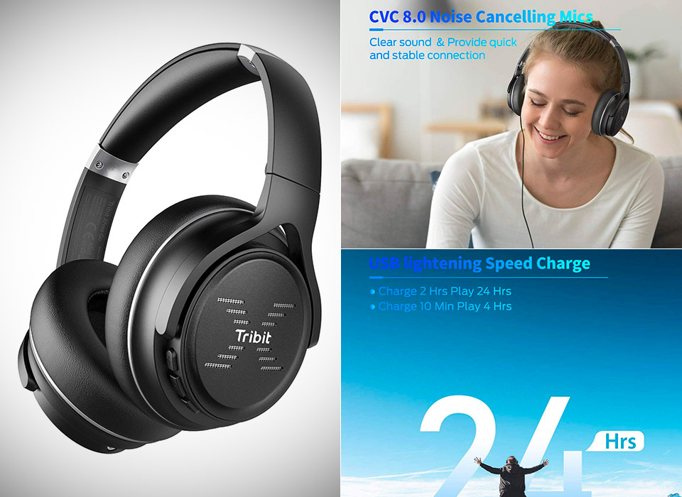 Tribt XFree Go Wireless Headphones