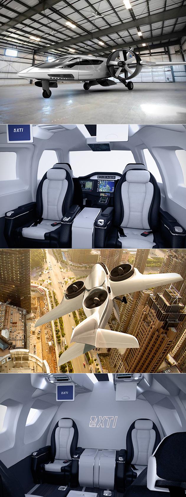 TriFan 600 Personal Jet