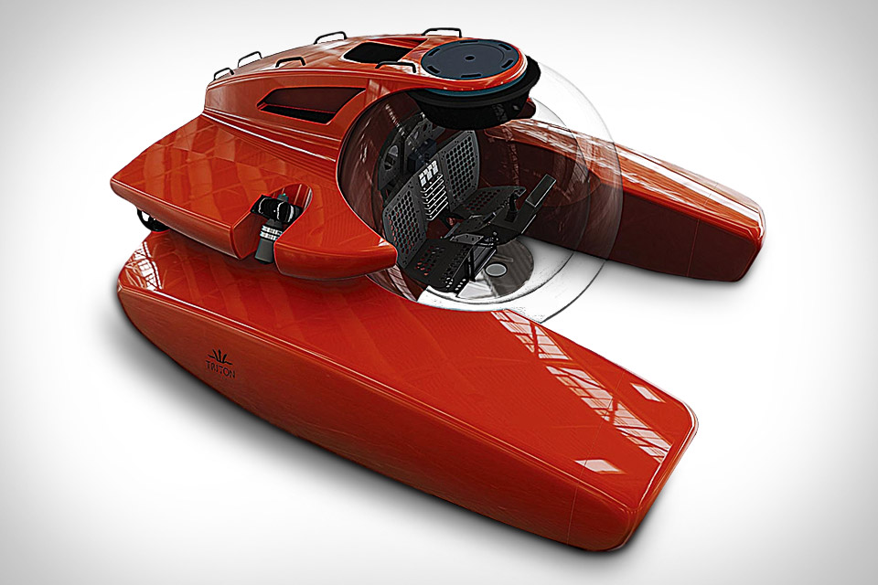 Triton 6600 Personal Submarine