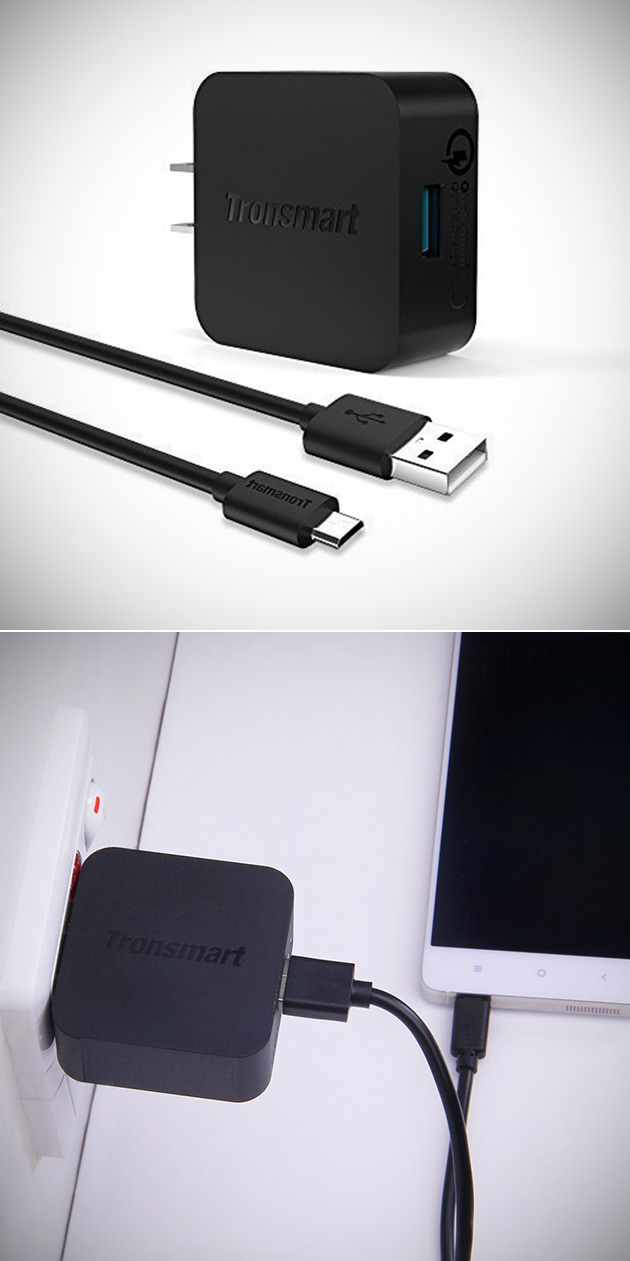 Tronsmart Quick Charge Wall Charger