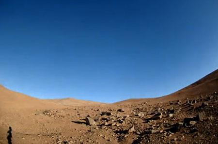 Video Shows Sunrise And Sunset On Mars In True Color TechEBlog - Sunrise looks like mars