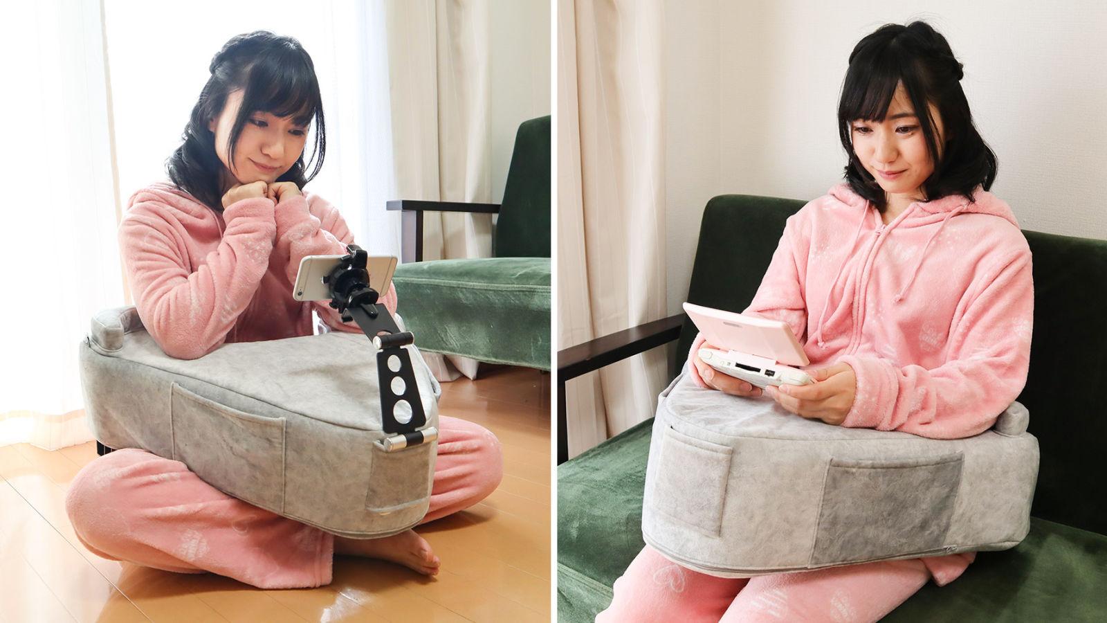Turn-a-Cushion Gaming