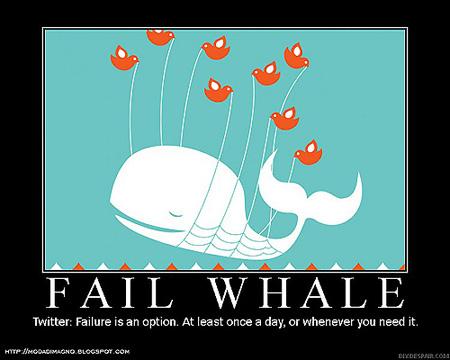 Fail Whale Text Art Good Arts Review