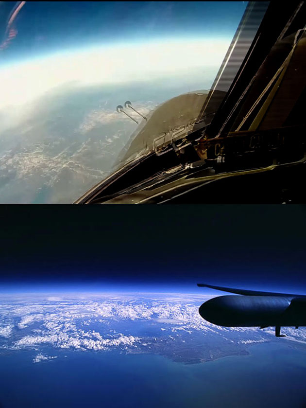 U2 Spy Plane Photography