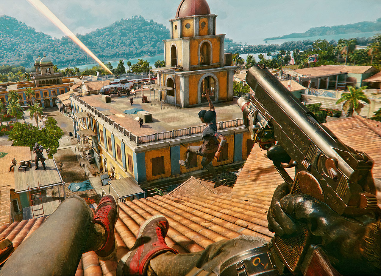 Ubisoft Far Cry 6 PC Ray Tracing