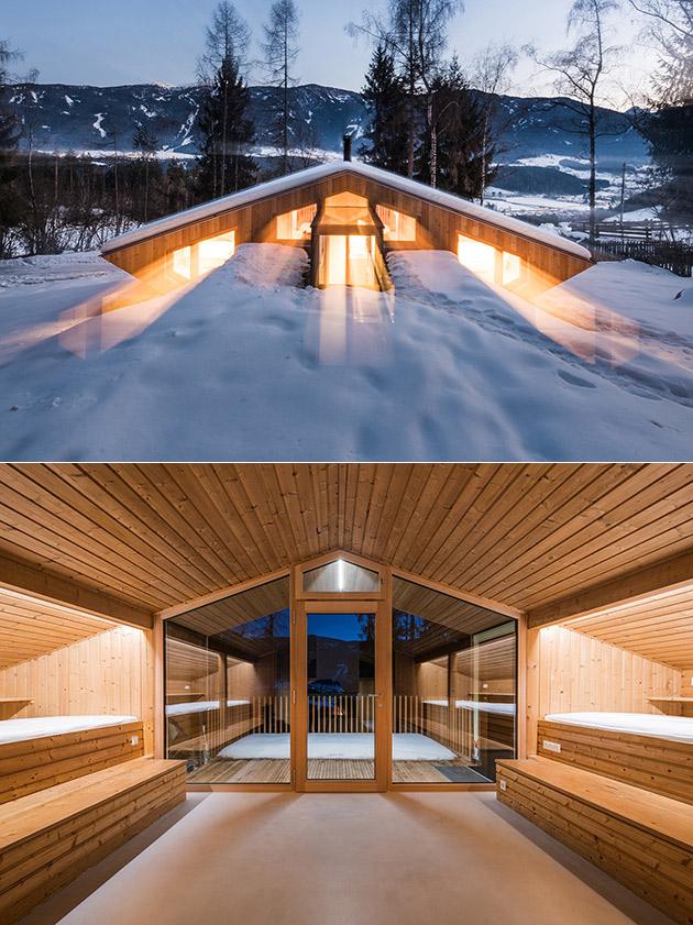 UFO Cabin