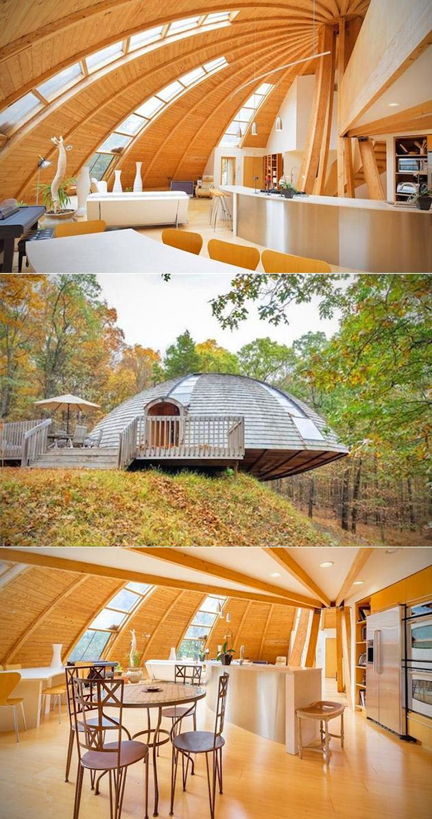 UFO Domehouse