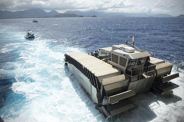UHAC Beach Assault Vehicle