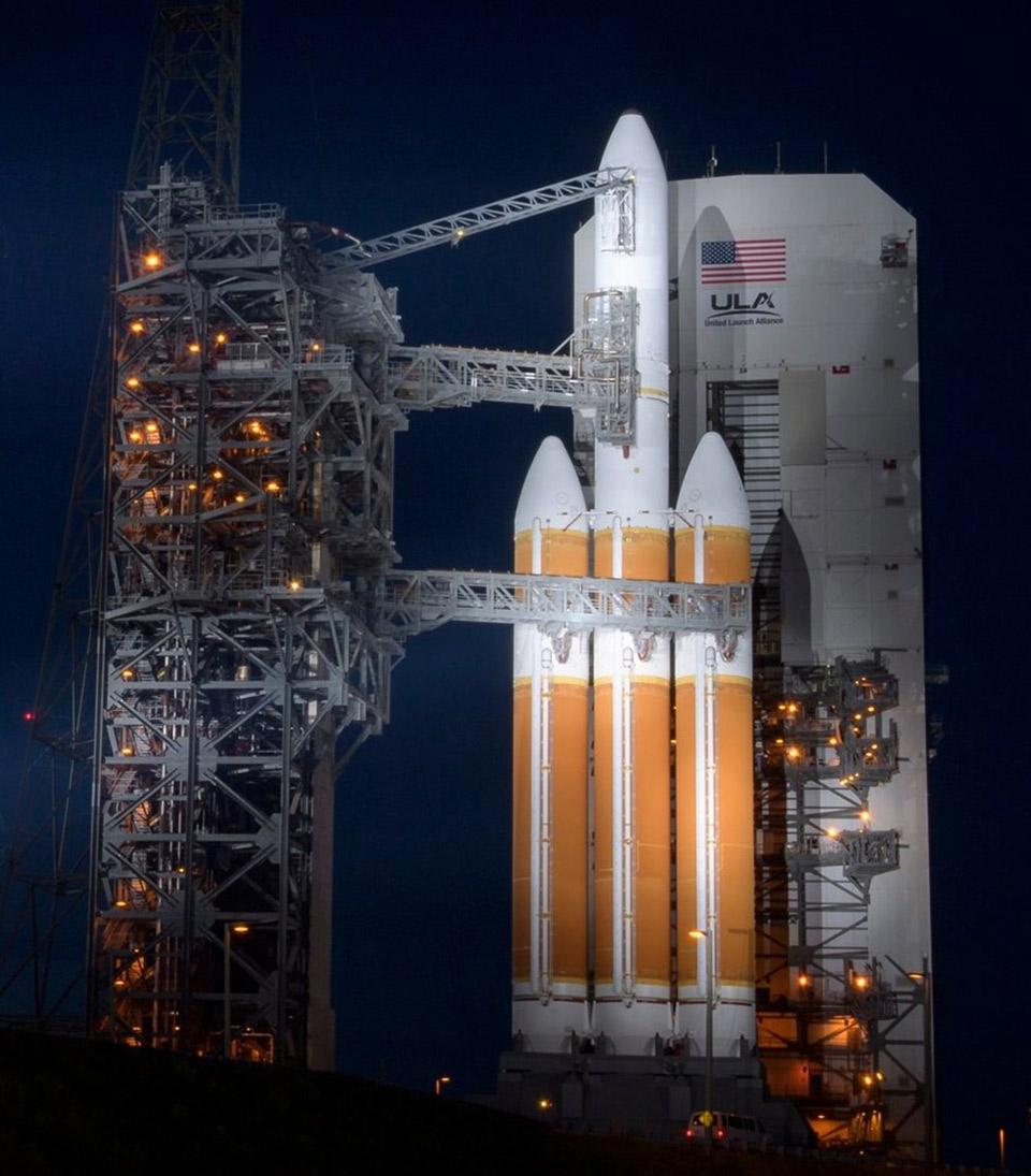 ULA Delta IV Rocket