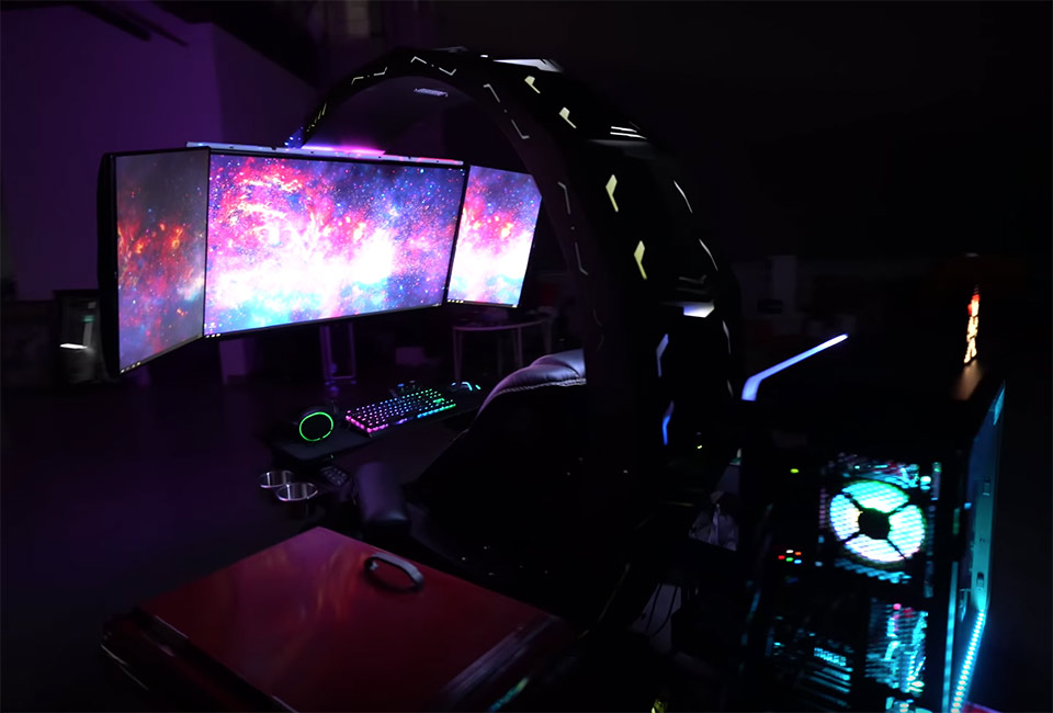 Ultimate Gaming PC Setup