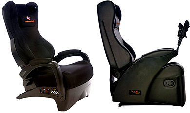 Feature the ultimate gaming chairs techeblog for Sillas para jugar xbox