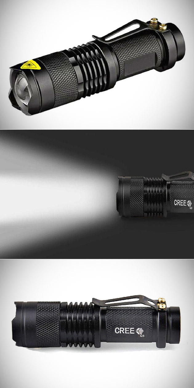 UltraFire 7W CREE Torch