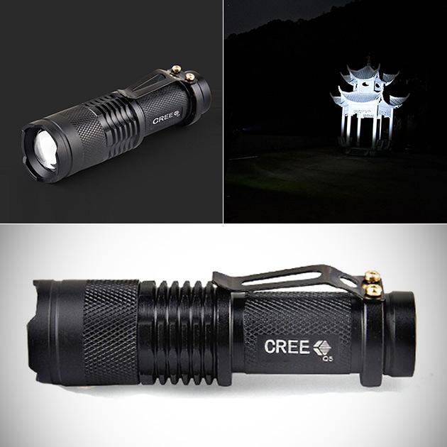 UltraFire LED Torch